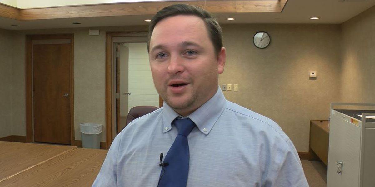Blaine LaFontaine hits ground running as new PRC economic development director