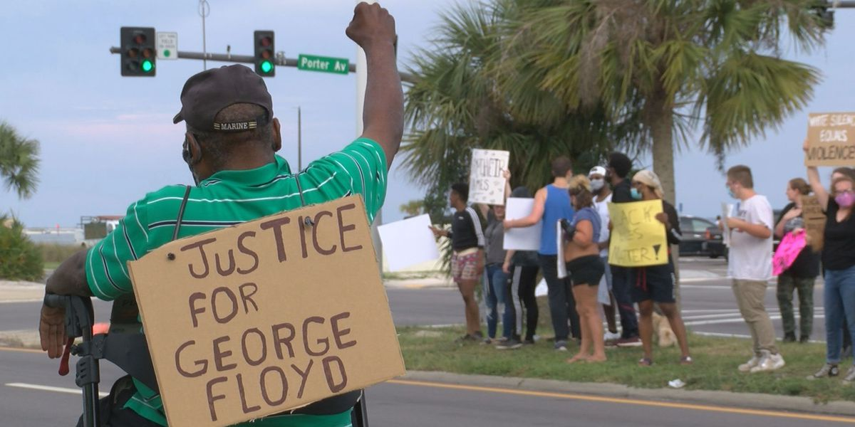 Gulfport police chief creating open dialogue with community on race relations