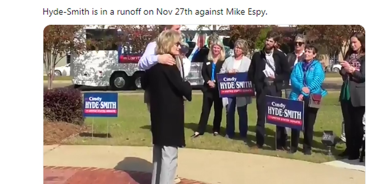 Mississippi Sen. Cindy Hyde-Smith Make Lynching Joke, Twitter Reacts