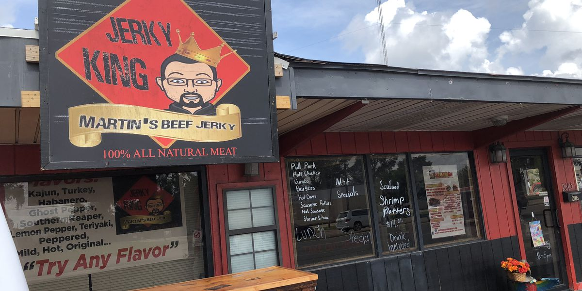 Be Local: Meet the Jerky King at his Gulfport restaurant