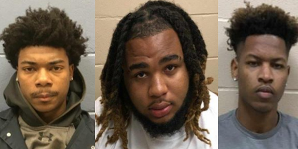 Three arrested in connection to Moss Point triple shooting