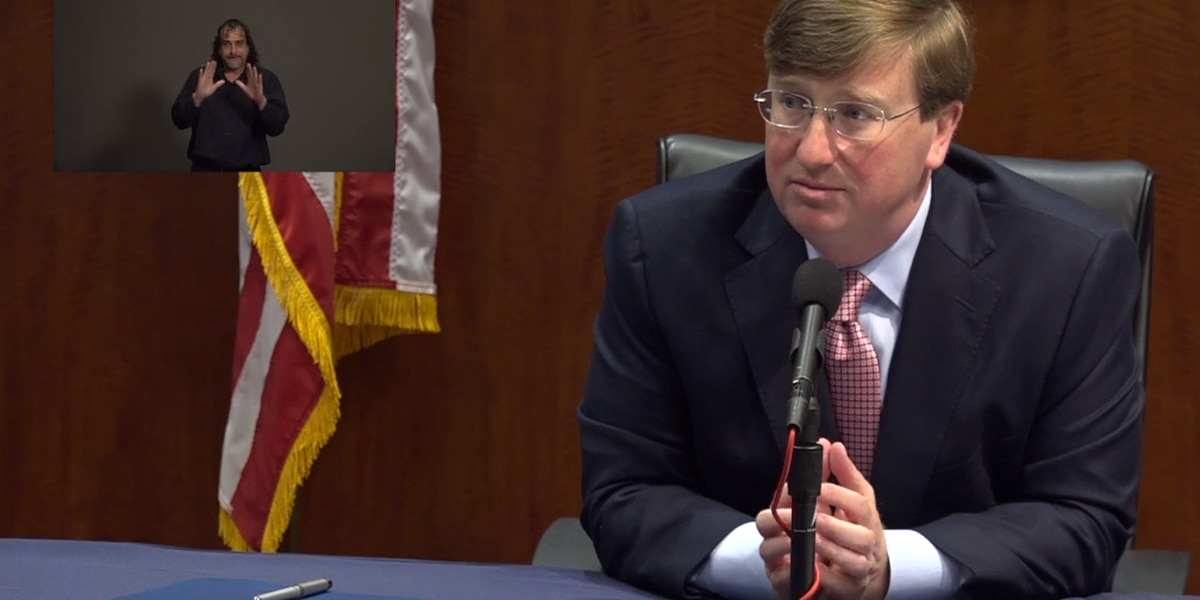 Gov. Reeves to discuss COVID-19 response