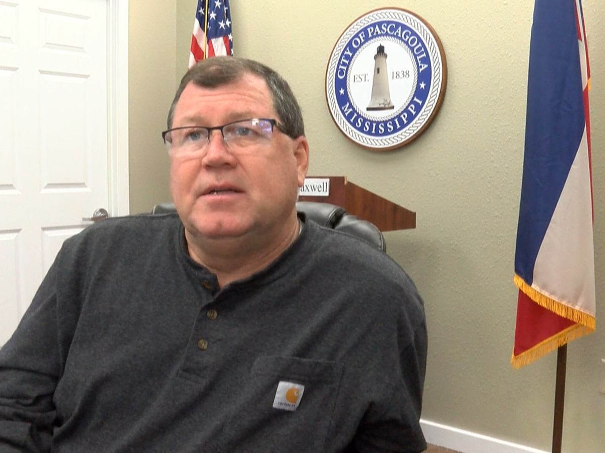 Pascagoula mayor reflects on time in office before bidding farewell