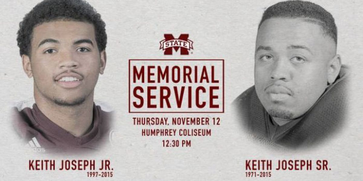Memorial service set for MSU football player, father killed in car crash