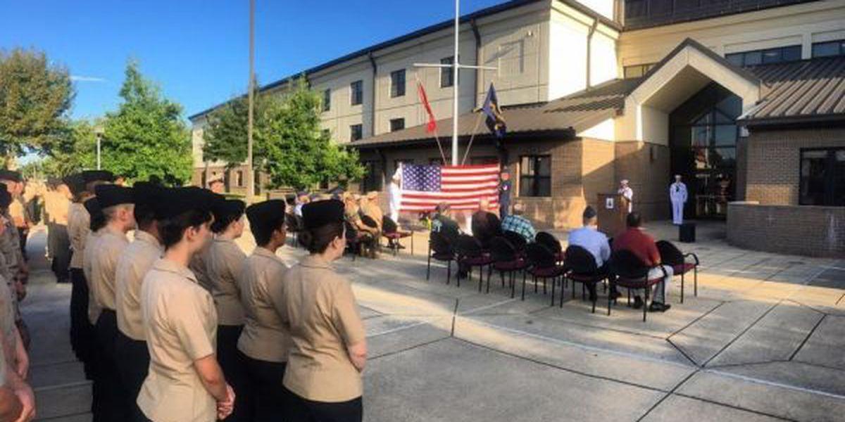 9/11 memorialized at Keesler Air Force Base