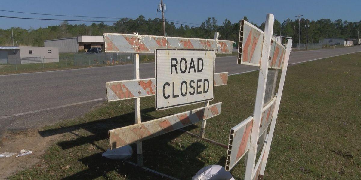 Woolmarket businesses prepare for Shriners Blvd closure