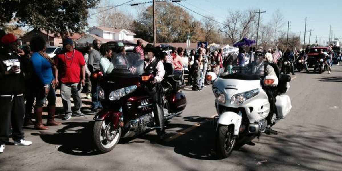 Parades, prayers across South Mississippi in honor of MLK