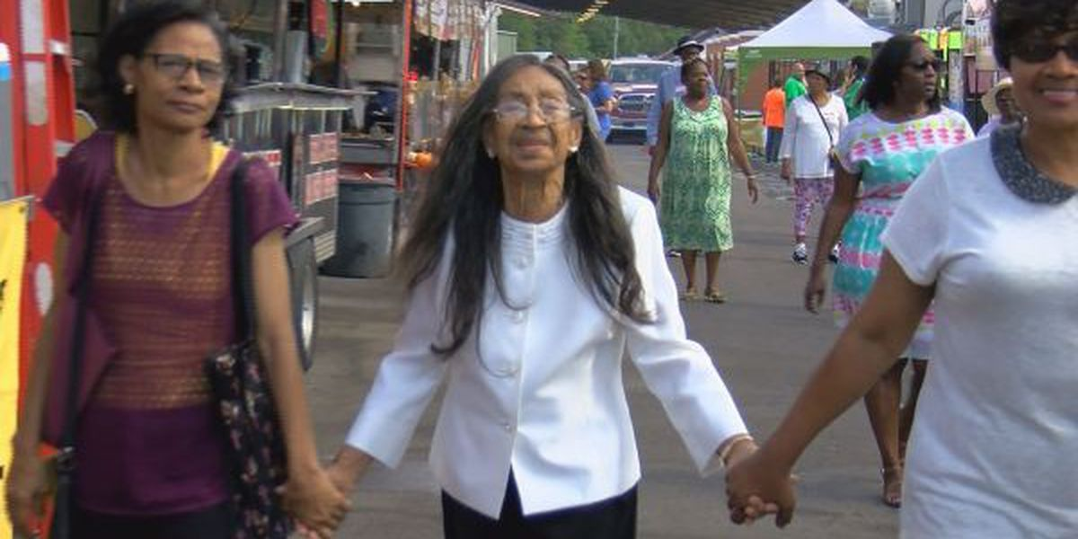 Award-winning Jackson Co. icon attends 90th fair