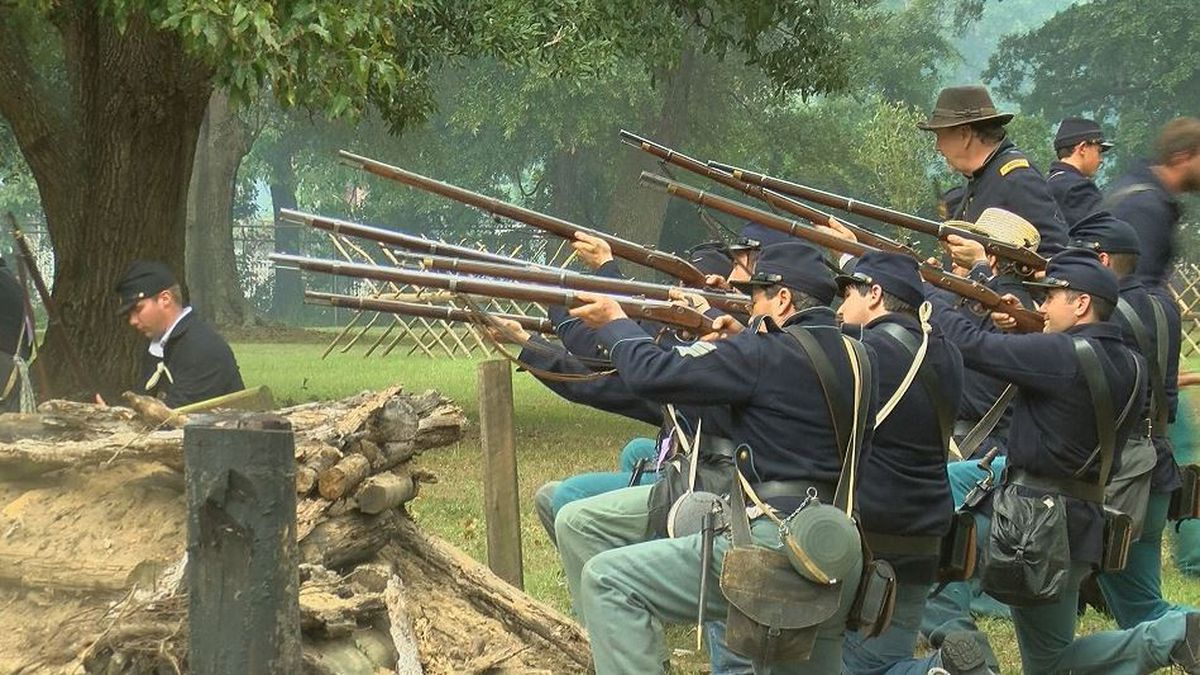 Confederacy wins again at Beauvoir's annual Fall Muster