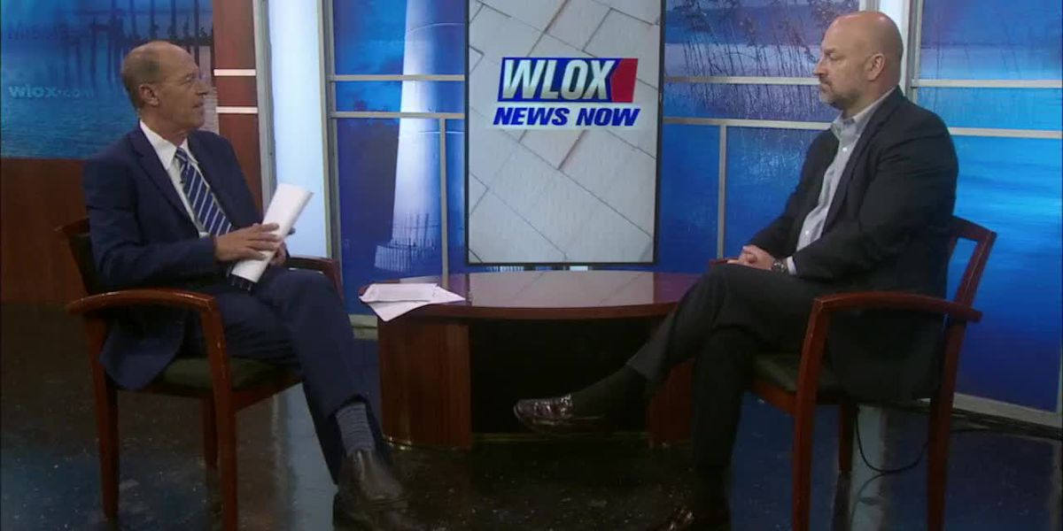 Port of Gulfport CEO talks about job creation