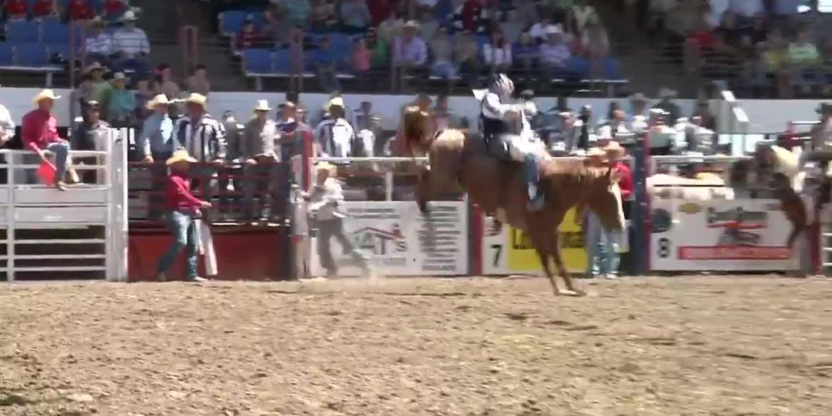 Every Sunday in October: Angola Prison Rodeo