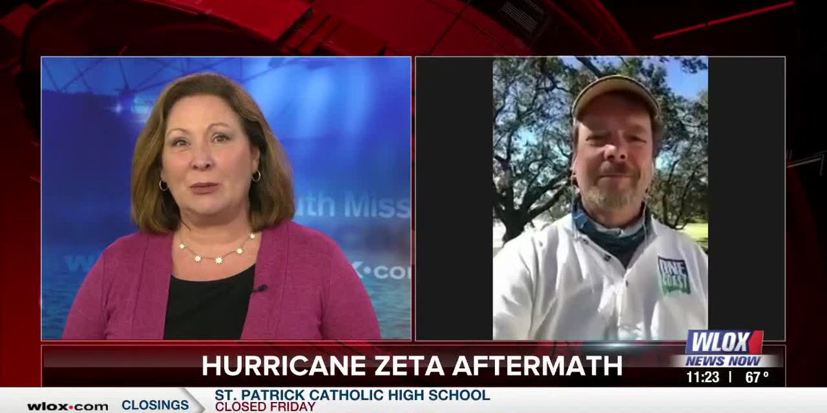 Gulfport dealing with major outages after Zeta