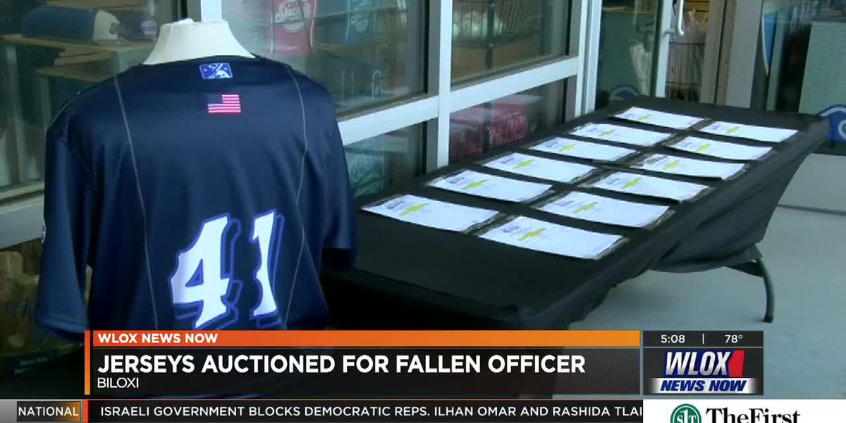LIVE REPORT: Shuckers honor first responders, Officer Robert McKeithen