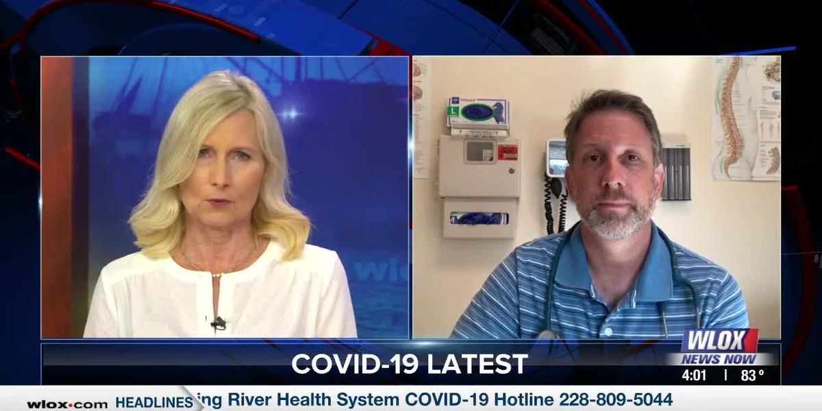 Wednesday's COVID-19 FAQs with Dr. Conger