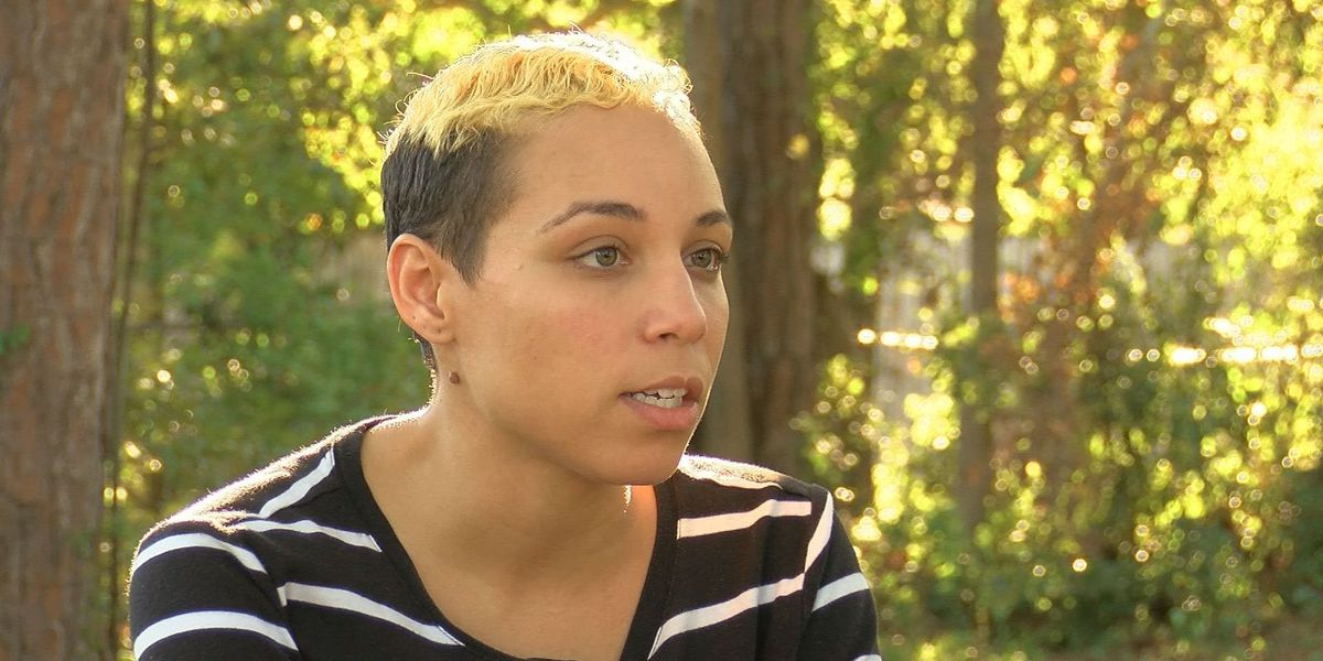 Mother reacts after man charged with taking inappropriate photos of her daughter