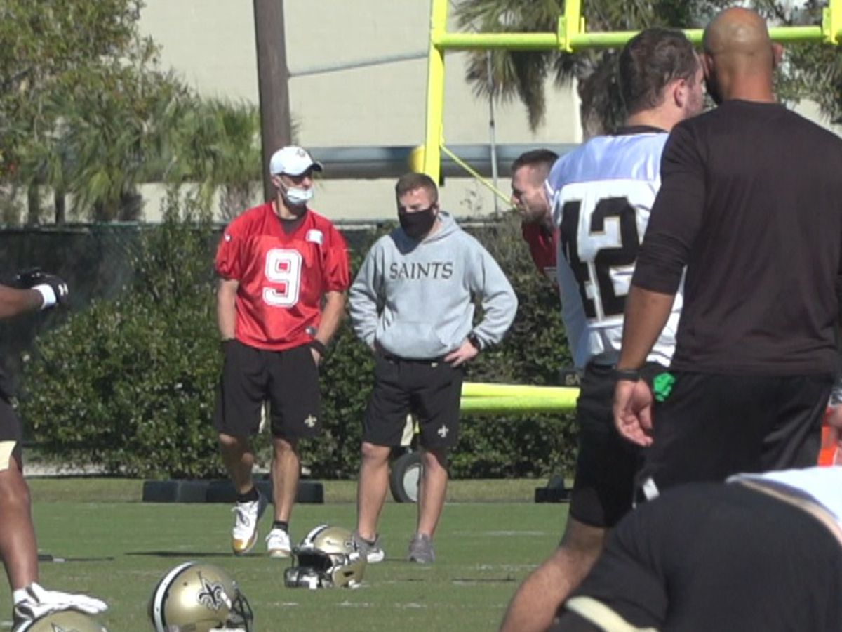 Drew Brees placed on injured reserve