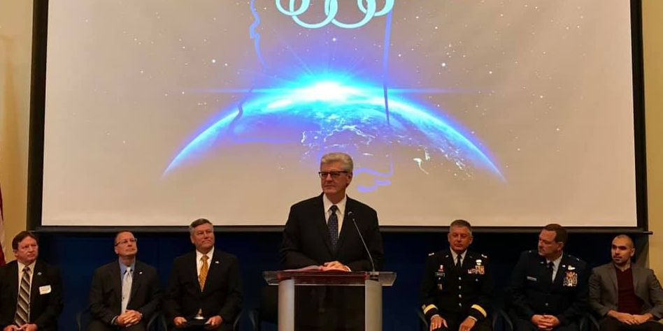 Gov. Bryant announces Mississippi National Guard Space Directorate