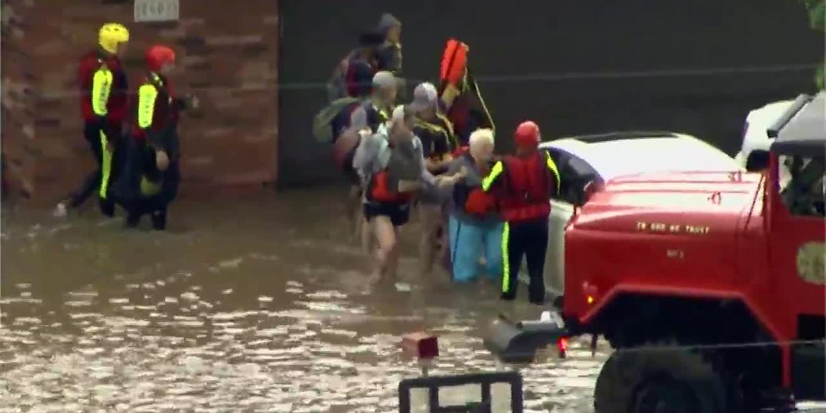 Another day of tornadoes in Midwest, but St. Louis spared