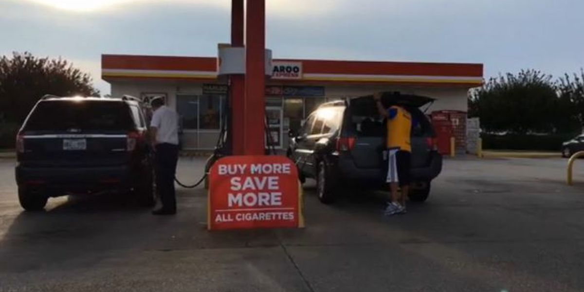 Plummeting gas prices good news for drivers