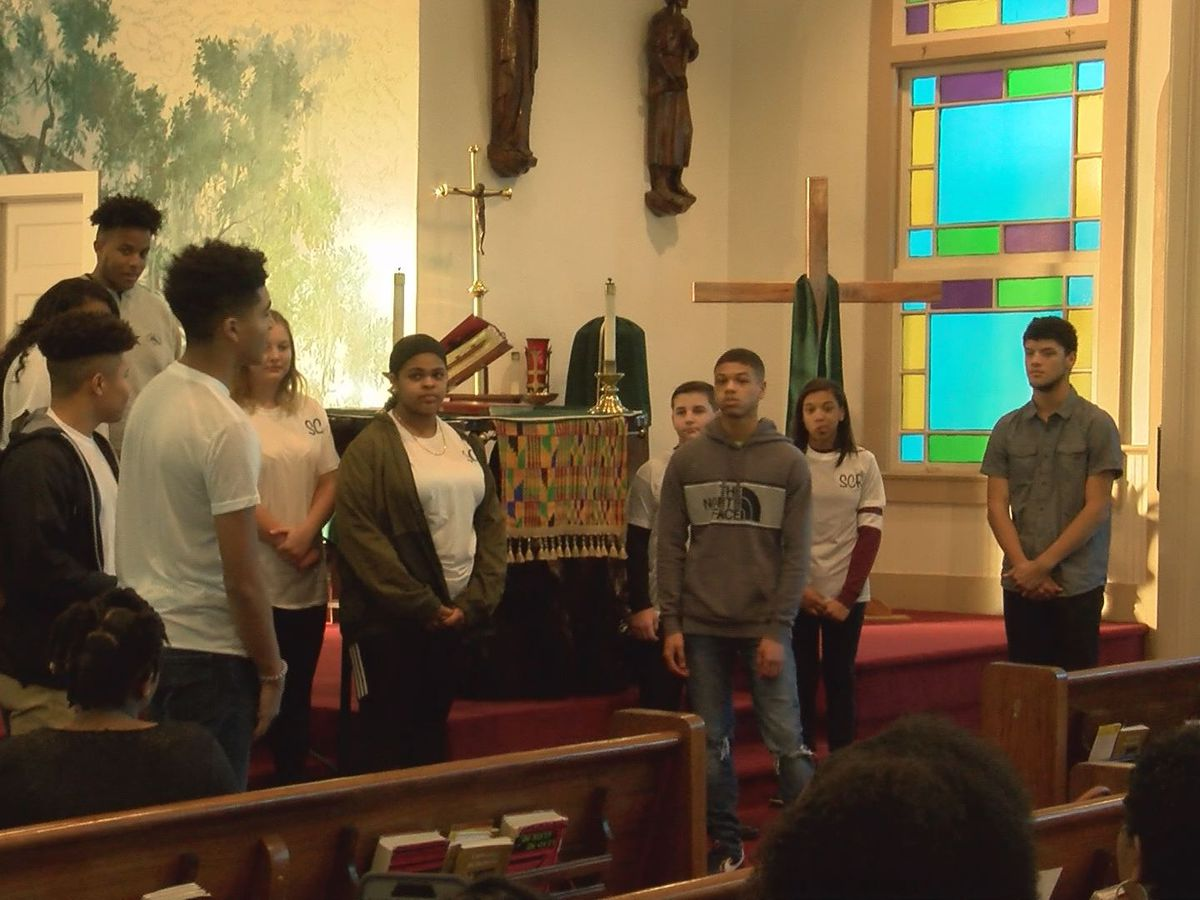 New program allows youth to take part in MLK Jr. weekend celebration