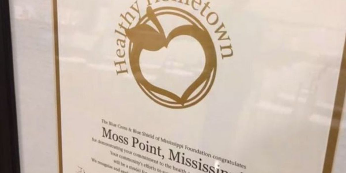 Moss Point recognized as Mississippi's 'healthiest hometown'