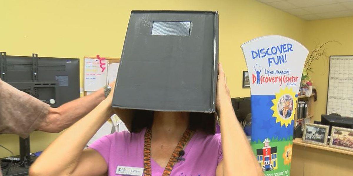Solar eclipse getting educators excited