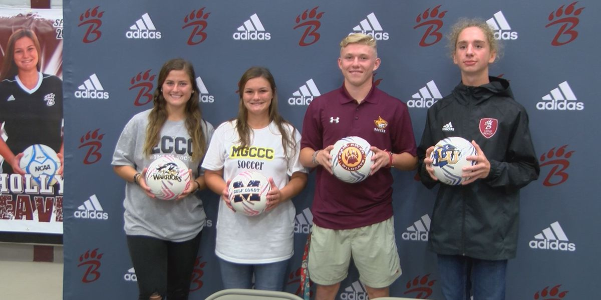 Area athletes see their dreams come true on NJCAA Signing Day