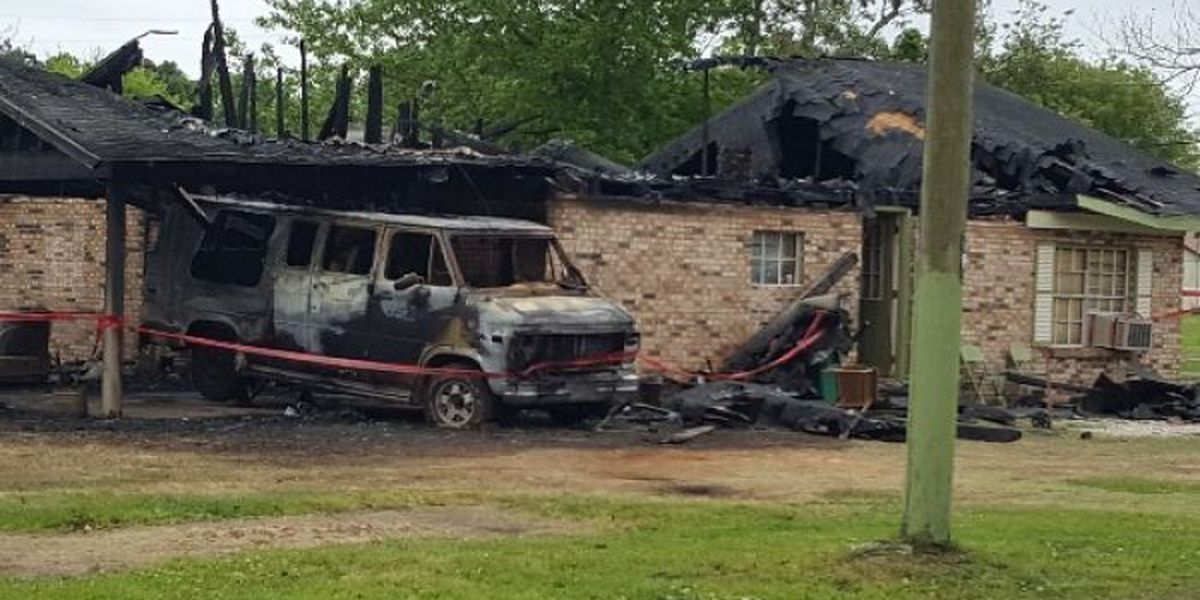 Moss Point family working to recover after arson takes home