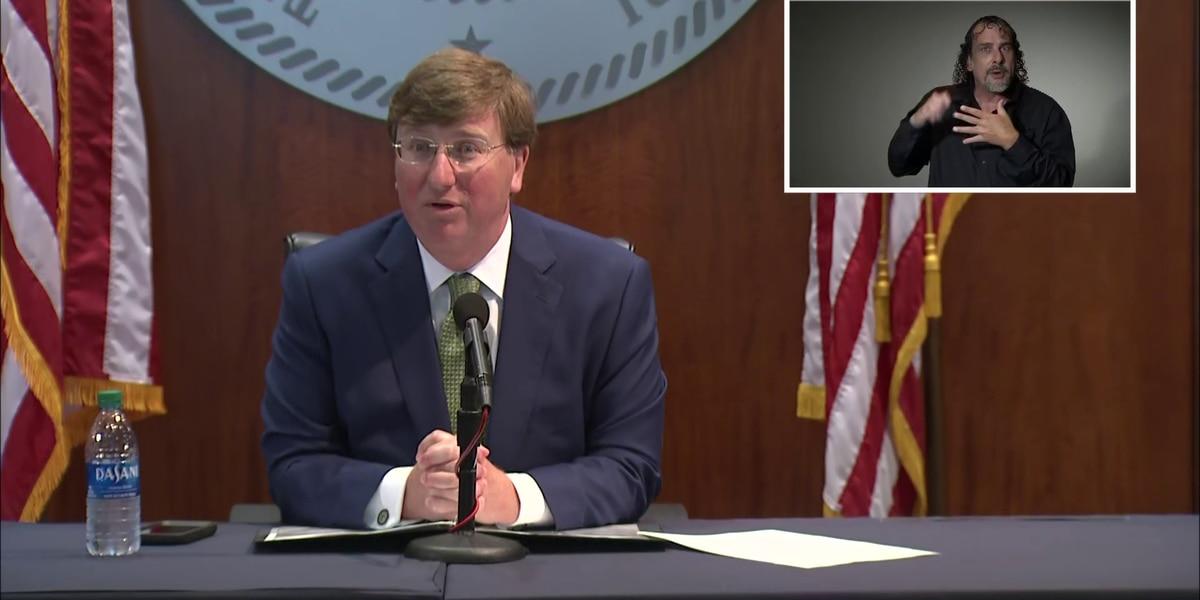 Gov. Reeves announces COVID-19 Emergency Relief Program