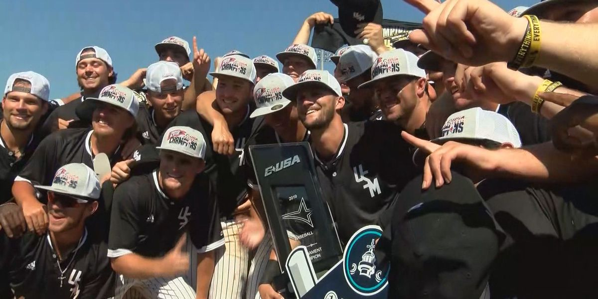 Southern Miss Baseball projected to win C-USA in 2020
