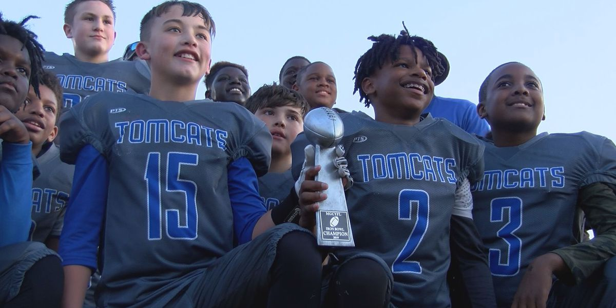 Youth football bowl games help the sport grow