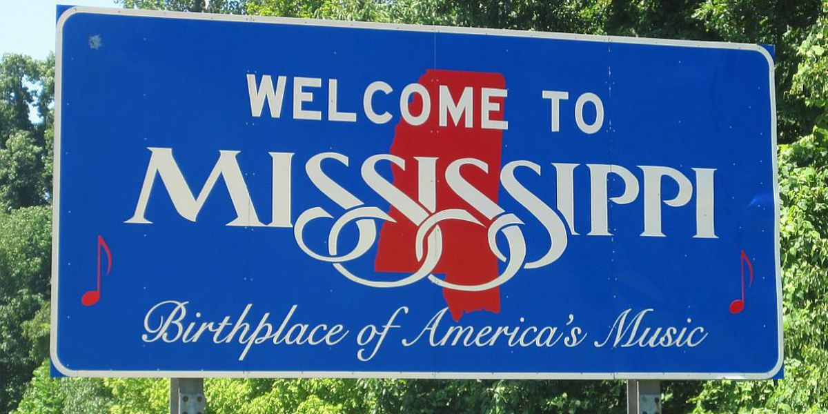 Mississippi ranked #6 state in U.S. for quality of life