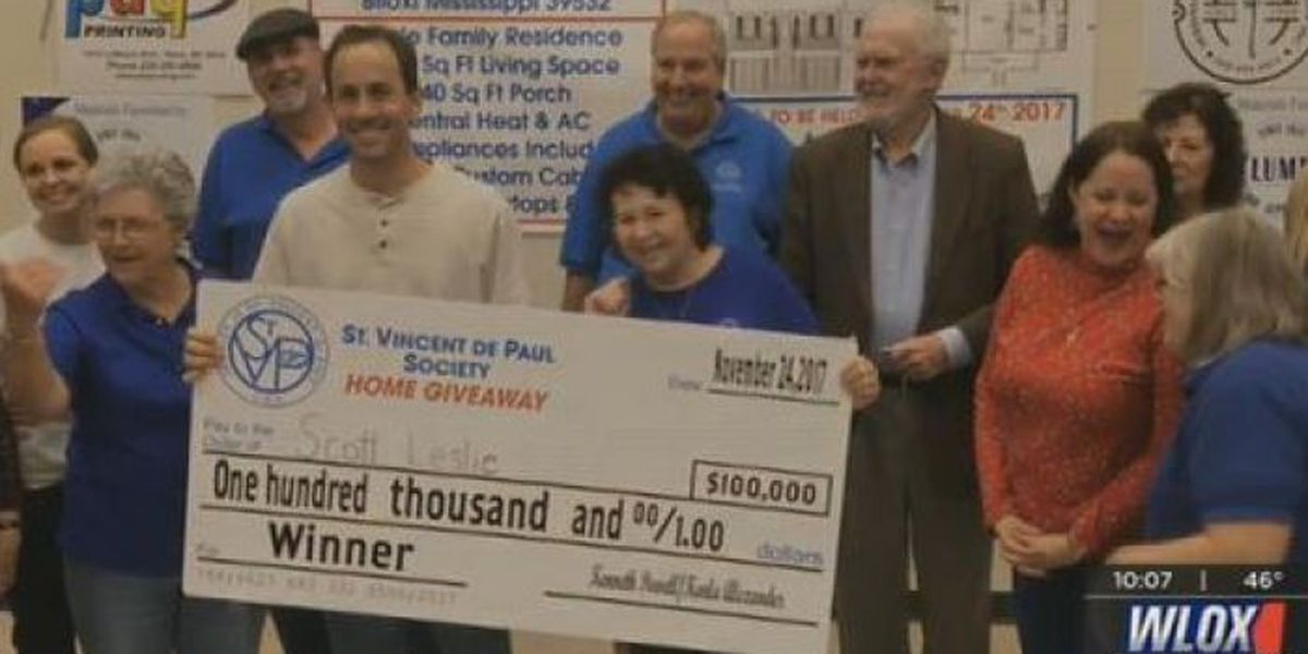 OS man wins big in home giveaway