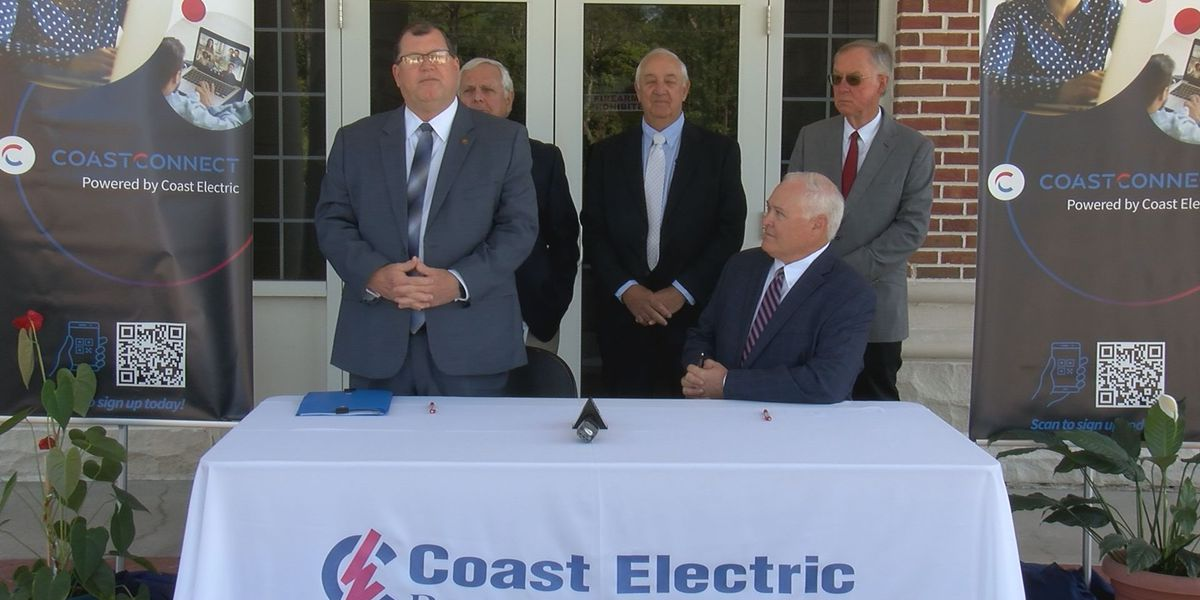 CoastConnect gets $7.8 million to provide internet to rural areas