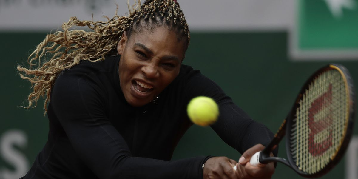 Serena Williams out of French Open with Achilles injury