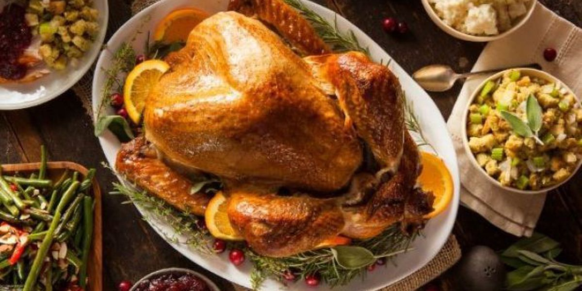 All communities welcome at free Turkey Day dinner