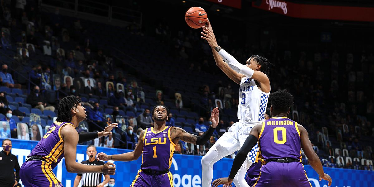 LSU looking for improvements after Kentucky loss