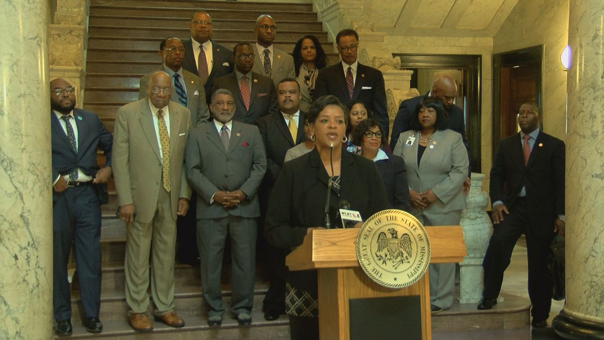 Mississippi Legislative Black Caucus announces 2020 agenda