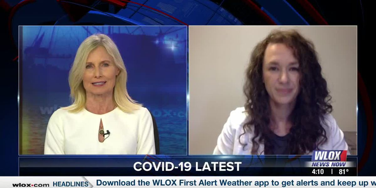 Thursday's COVID-19 FAQs with Dr. Andrea Logan