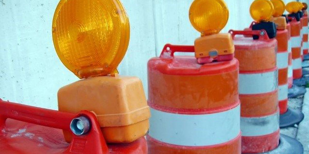 Parts of I-10 closed in Jackson County