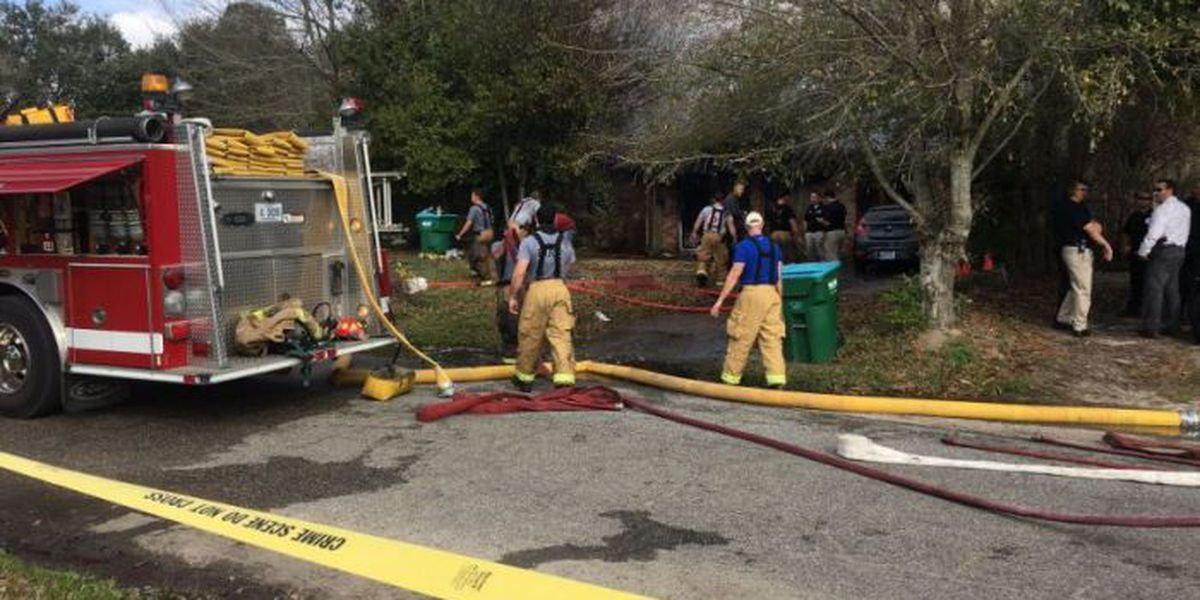 Chief: Electrical issue caused deadly house fire