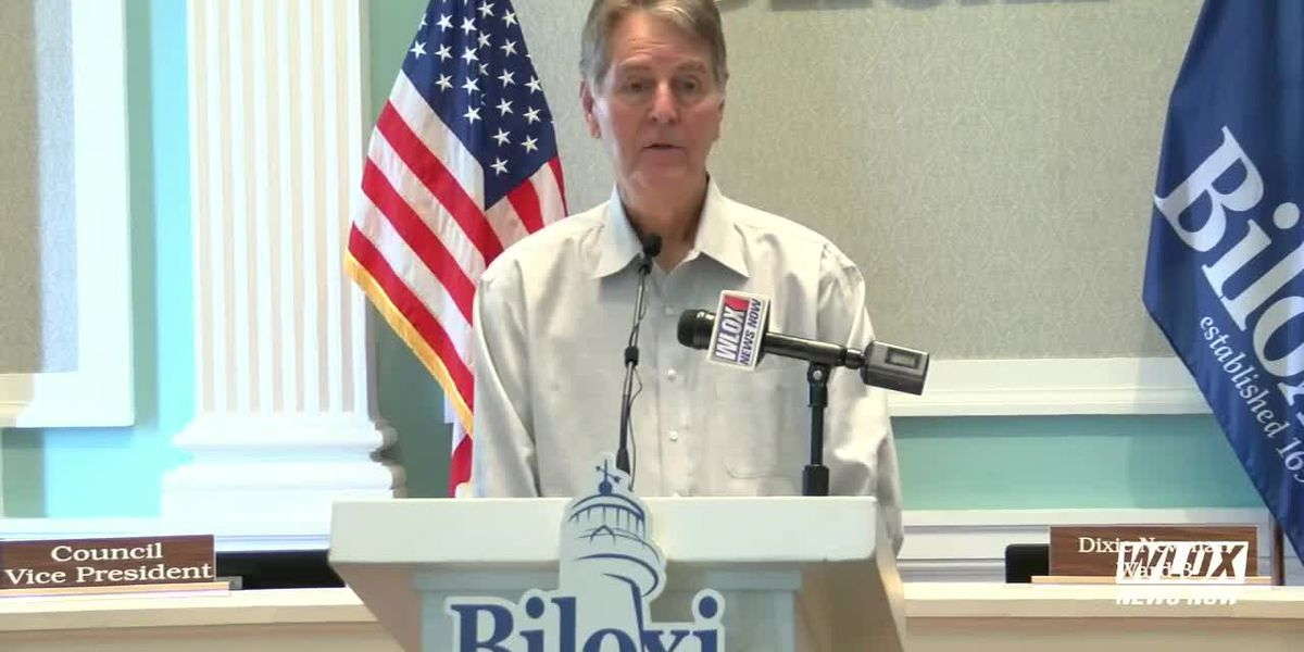 Biloxi Mayor FoFo Gilich now unopposed in reelection bid