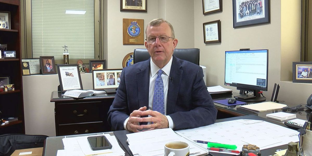 Jackson County sheriff set to announce run for Congress