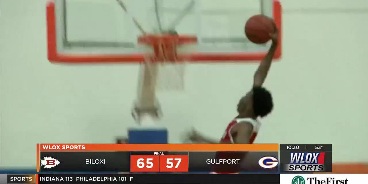 Biloxi remain undefeated, beat rival Gulfport 65-57 on the road