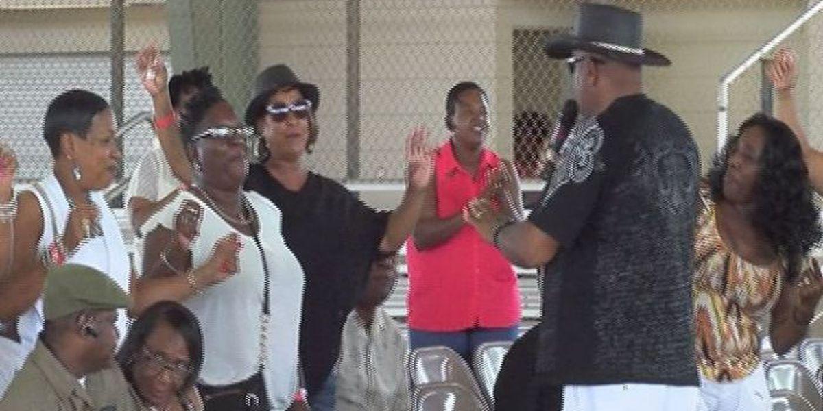Blues enthusiast enjoy 24th Annual Mississippi GulfCoast Blues and HeritageFestival