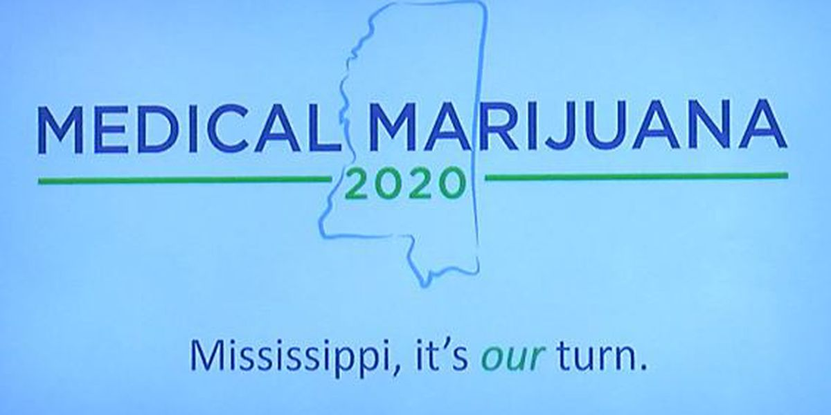 Supporters of medical marijuana speak out in Gulfport on Initiative 65
