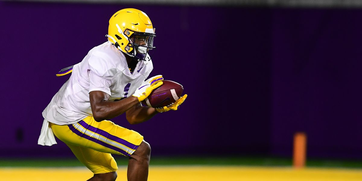 LSU scrimmages over the weekend