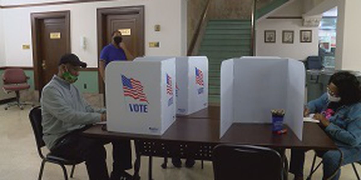 Masks will not be required for the November election in Mississippi