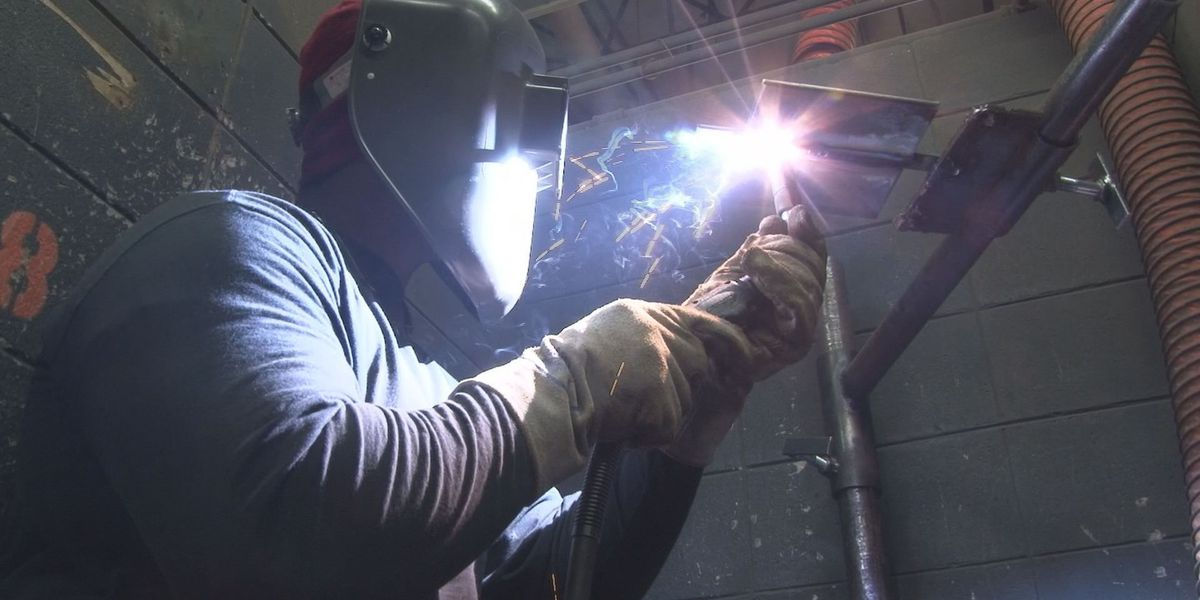Welding students excited to learn 1,000 shipyard jobs coming to Gulfport