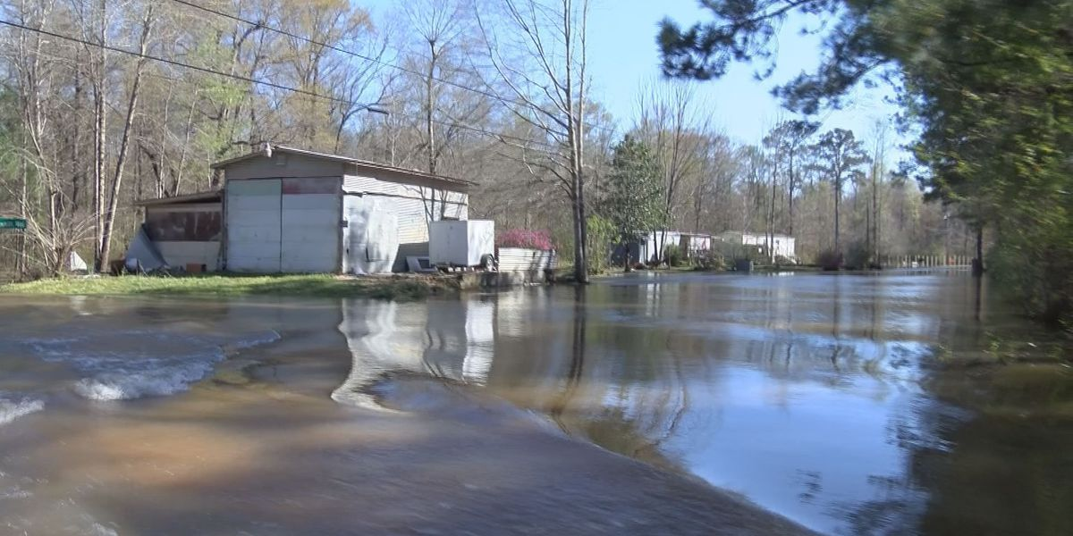 Pearl River County residents recovering after flood